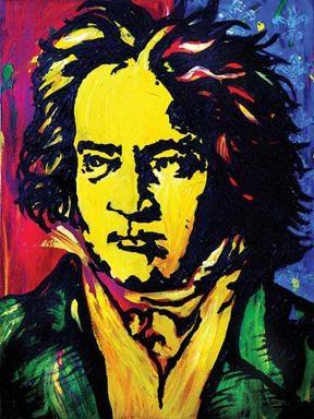 Ludwig van Beethoven by creativedeptnc
